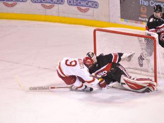 UNO vs Denver, 11/19/2011