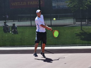 Brian Battistone backhand