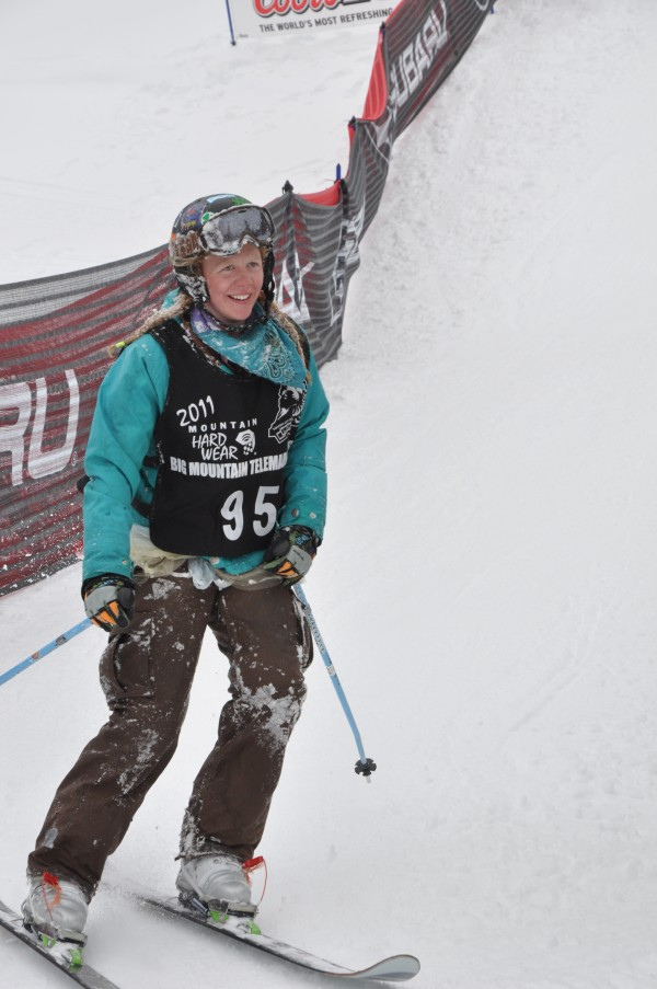 Mackenzie Mailly at Crested Butte