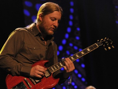Derek Trucks at Fillmore