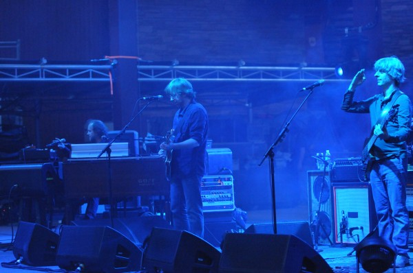 Phish at Red Rocks