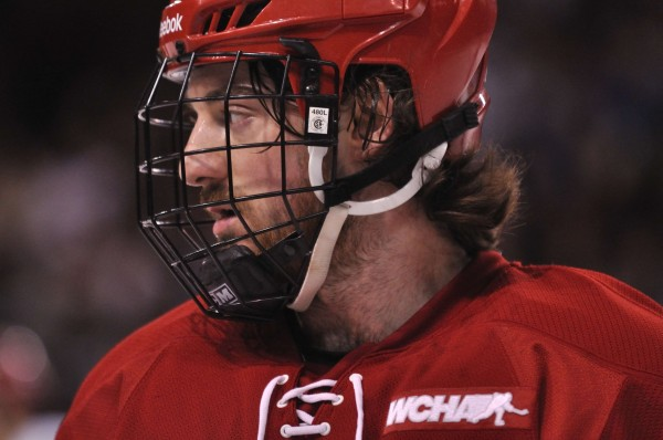 Wisconsin player