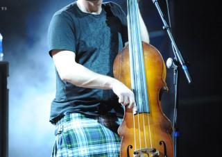 Yonder Mountain Strnig Band – Ben Kaufman